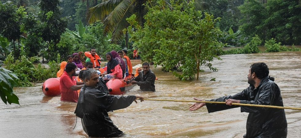 IMD has issued red alert in 9 districts of Kerala which include Malappuram, Dukki, Thrissur, Wayanad. (Photo Credit: PTI)