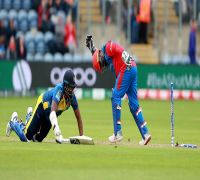 Mohammad Shahzad's contract suspended by Afghanistan Cricket Board