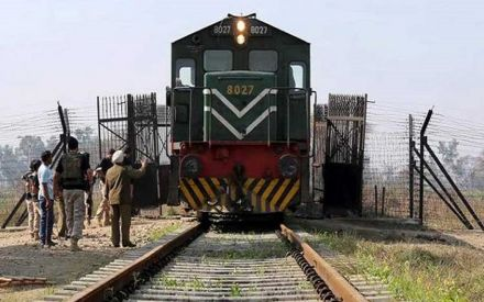 Amid tension, Thar Express gets Pakistan clearance for
