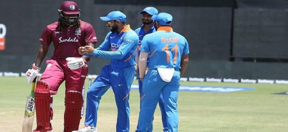 Virat Kohli's Indian cricket team will be determined to continue their winning run against West Indies. (Image credit: Twitter)