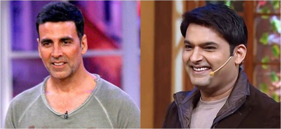 Akshay Kumar and Kapil Sharma.