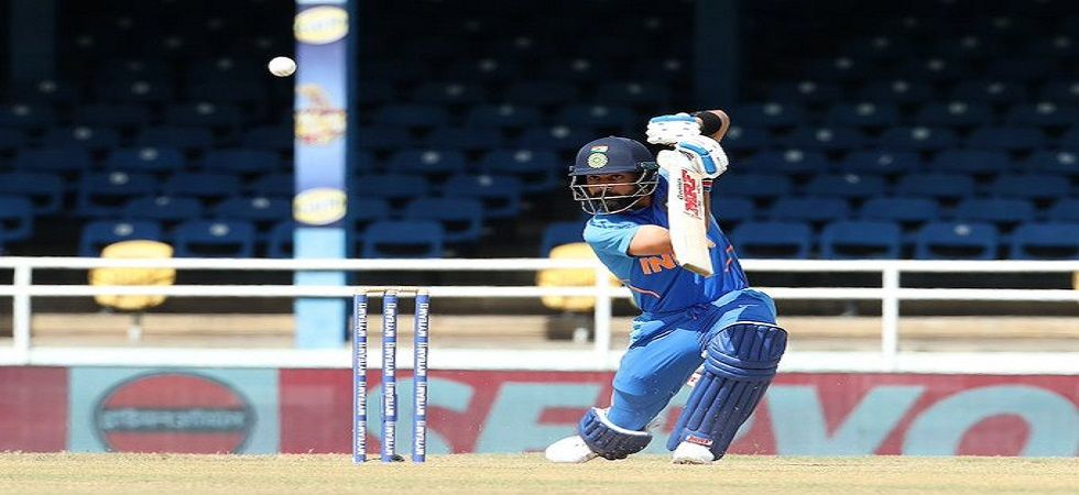 dhawan 2nd odi today