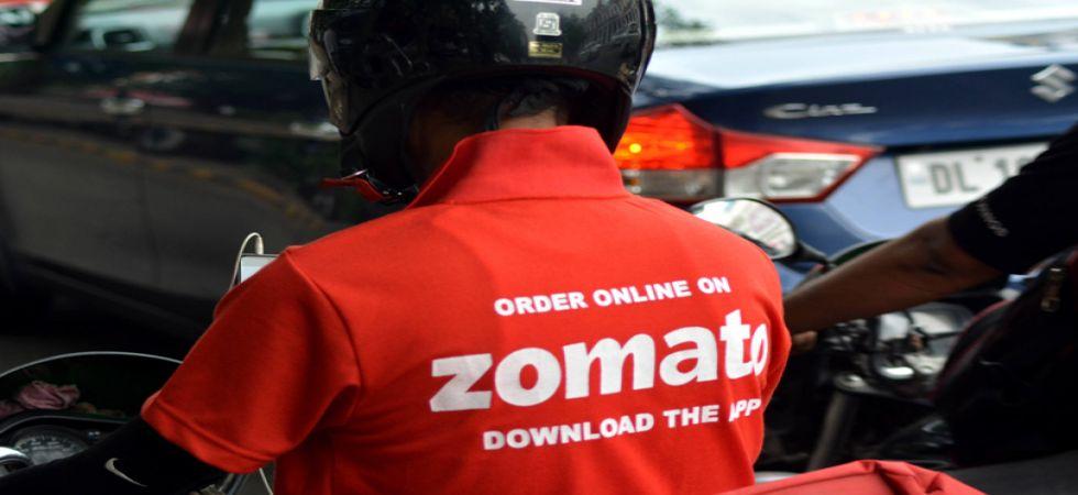 Zomato delivery boy (Representational Image)