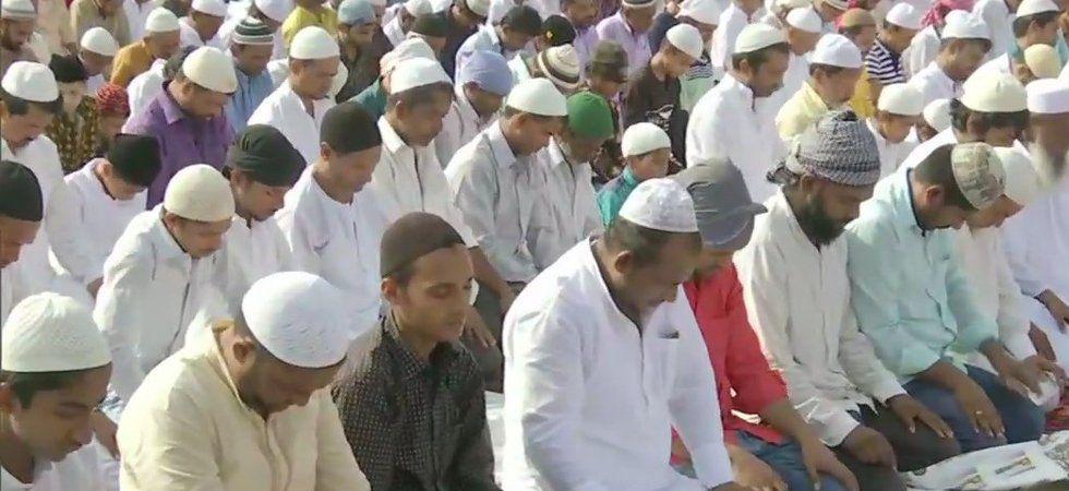 PM Modi wishes nation on Eid al Adha. (Image credit: ANI)