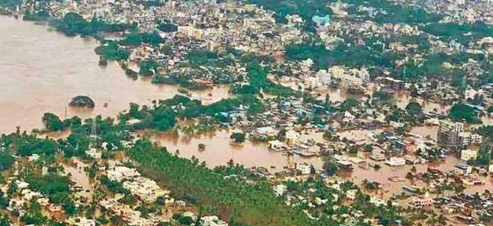 India floods (Photo Credit: PTI)