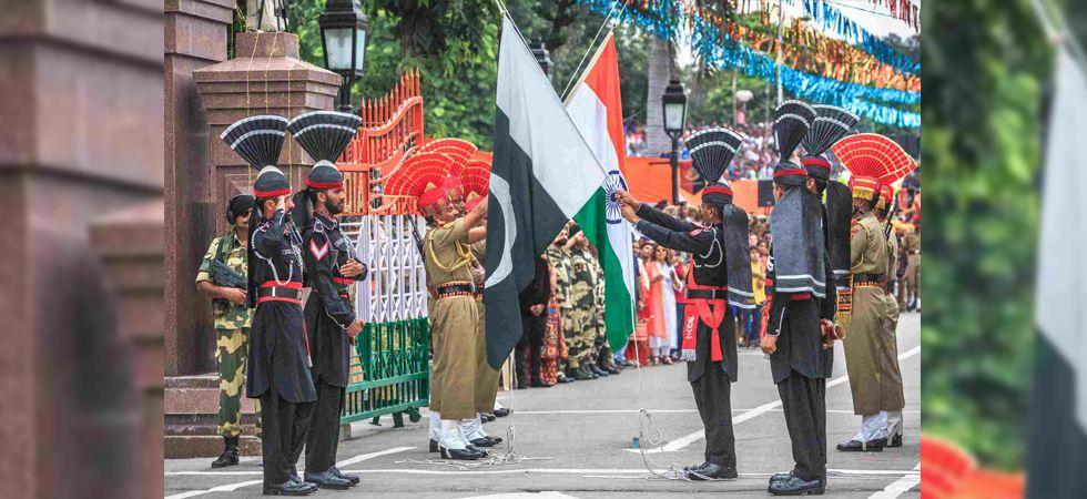 Indo-Pak international border