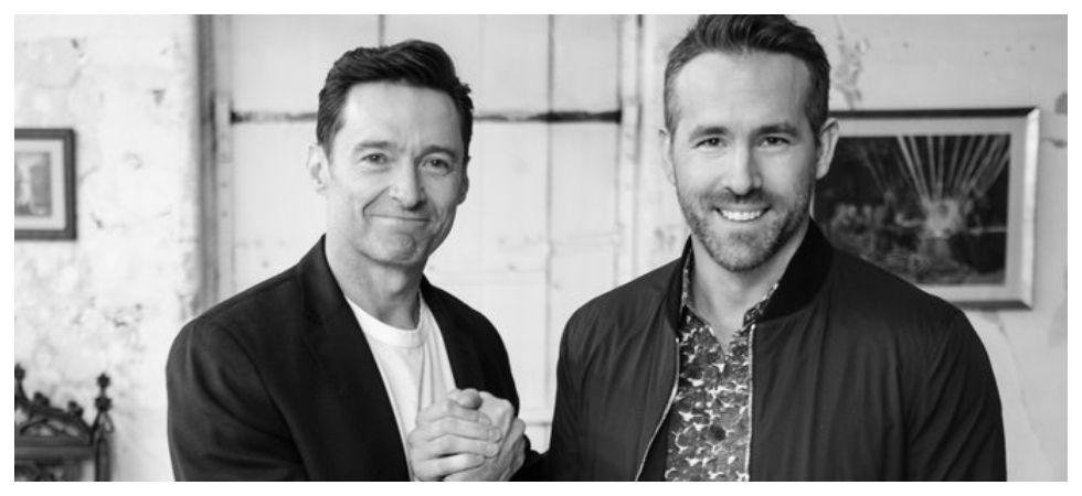 Hugh Jackman, Ryan Reynolds call off their truce again (Photo: Twitter)