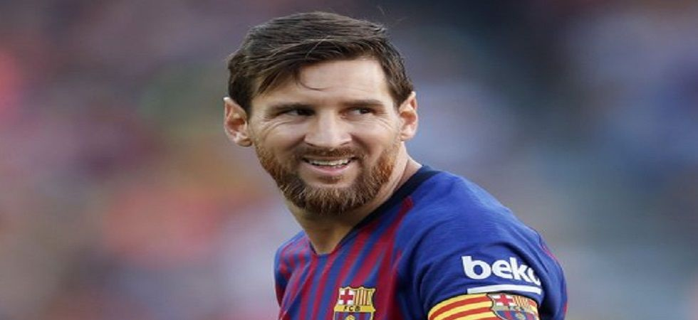 Lionel Messi will be the key for FC Barcelona but the team is already strong with the acquisition of Antoine Griezmann. (Image credit: Twitter)