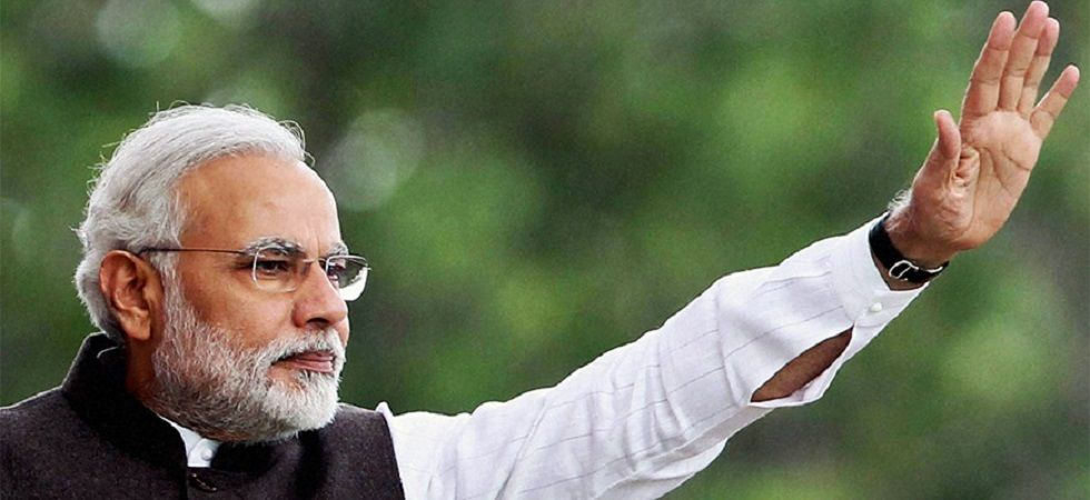 PM Narendra Modi assures the people of Jammu, Kashmir and Ladakh their dreams will be fulfilled. (PTI/file)