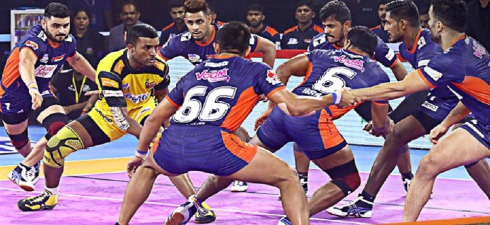 Pro Kabaddi League: Bengal Warriors and Telugu Titans play out 29-29 draw