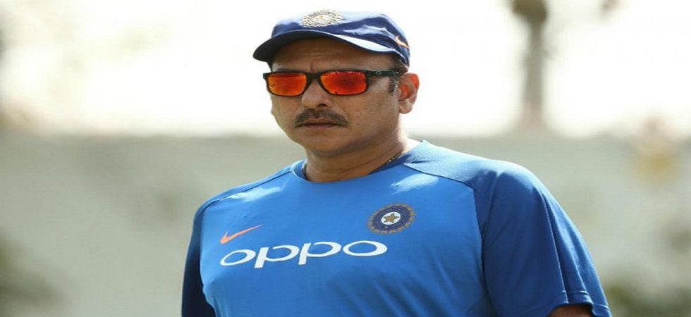 Ravi Shastri has gotten an extension as the coach for the Indian cricket team until the end of the West Indies tour following their semi-final exit in the 2019 ICC Cricket World Cup. (Image credit: Twitter)