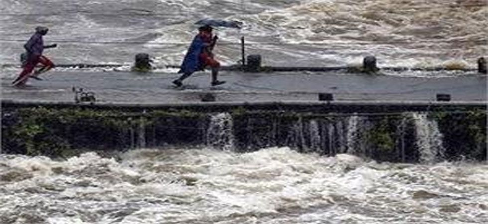 On Saturday morning, Murthy took a plunge into the furious river and remained missing for more than two days.