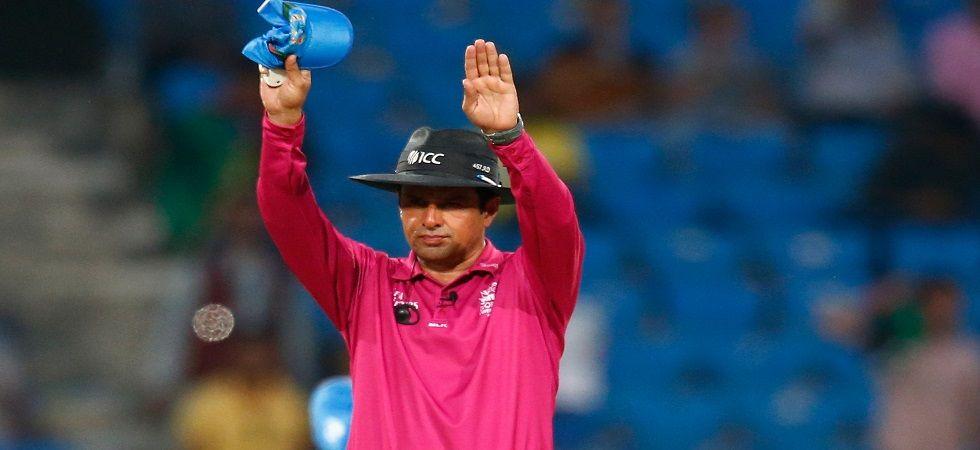 Umpire Aleem Dar equals Steve Bucknor's world record (Getty Images)