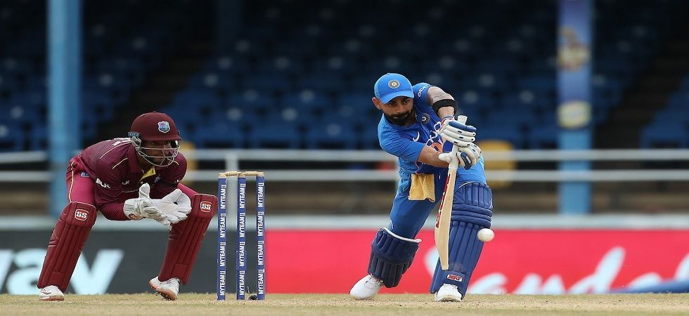 Virat Kohli is first batsman to score 20,000 international runs in a decade (file photo)