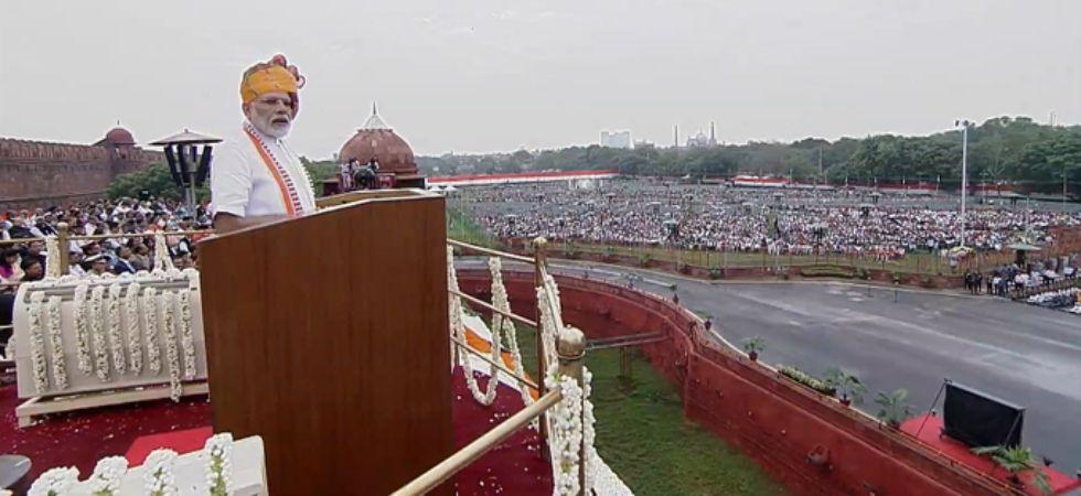 PM Modi (Photo Credit: Twitter/@BJP4India)