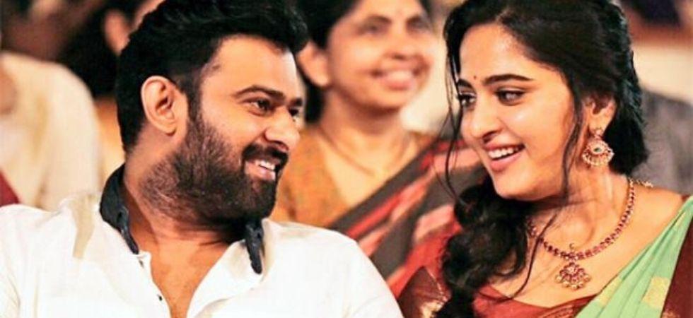 Prabhas breaks silence over marraige rumours with Anushka Shetty