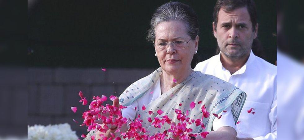 Congress leader Sonia Gandhi (File Image)