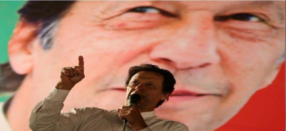 Pakistan PM Imran Khan's war mongering and anti-Hindu hysteria do not seem to be stopping. (File Photo)