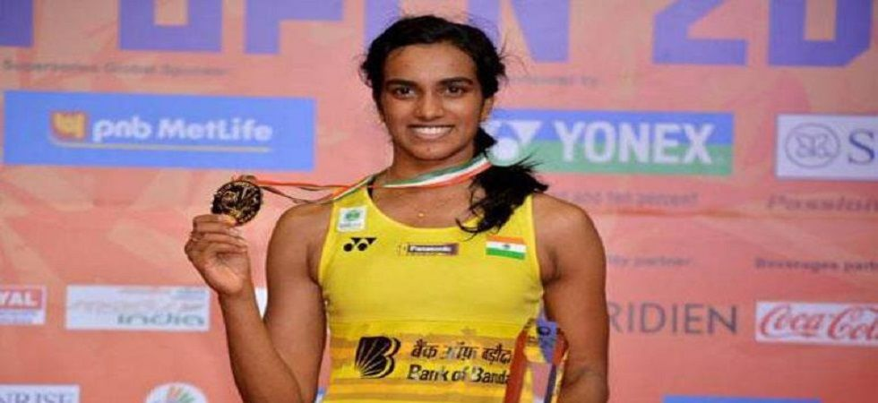 PV Sindhu will be gunning to end her jinx in the World Badminton Championship. (Image credit: Twitter)