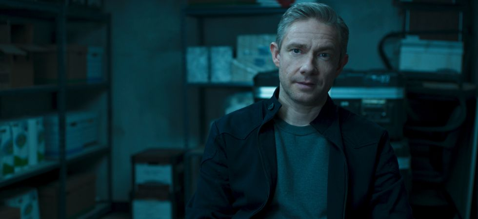 Martin Freeman confirms Black Panther 2. (File Photo)