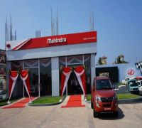 Mahindra opens its first automotive assembly plant in Sri Lanka