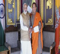 PM Modi addresses students in Bhutan, welcomes scientists to India for launching satellite