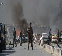 Dozens dead or wounded in wedding party blast in Afghanistan capital Kabul