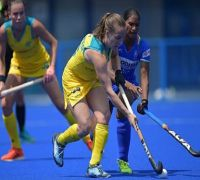 India women's hockey team hold Australia to 2-2 draw in Tokyo Olympic Test Event