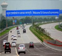 Four employees of IT company killed, three critical as SUV skids off Yamuna Expressway