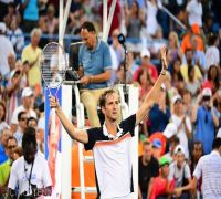 Daniil Medvedev wins Cincinnati Masters, Madison Keys crowned women's champion
