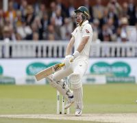 Marnus Labuschagne, super sub for Steve Smith, helps Australia draw Lord's Ashes Test vs England