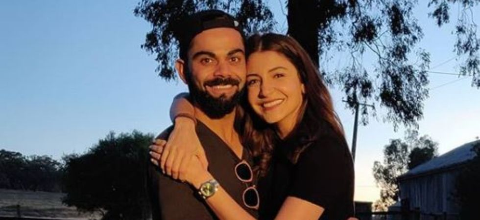 Virat Kohli and Anushka Sharma. (Image: Instagram)