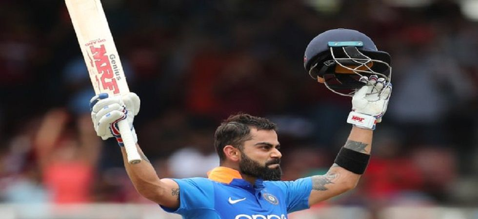 Virat Kohli has completed 11 years as an international cricketer and currently, he is one of the leading players in ODIs. (Image credit: Twitter)