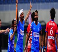 Mandeep Singh hat-trick helps India beat Japan 6-3, reach final in Olympic Test Event hockey