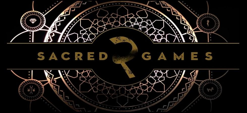 Sacred Games 2 poster (Photo Source: YouTube)