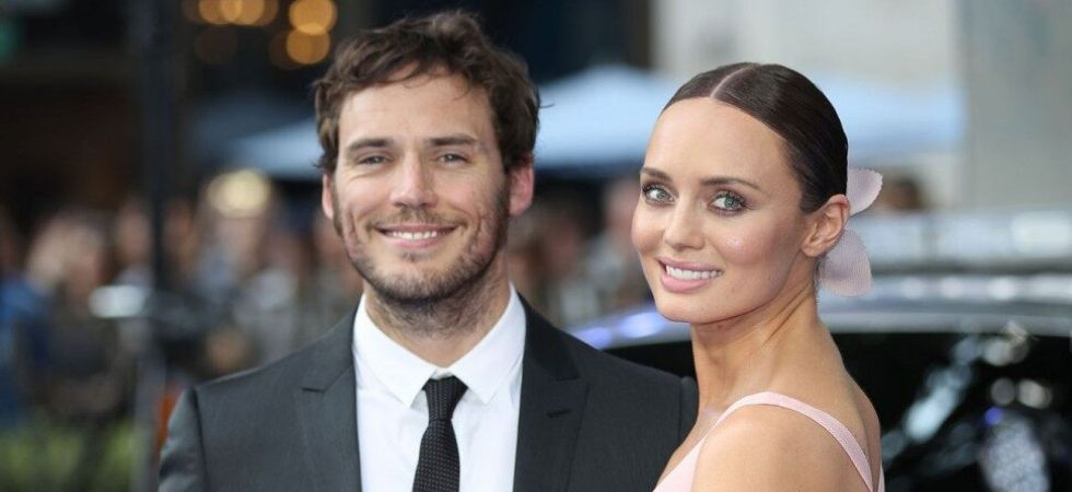 Sam Claflin and wife Laura Haddock announce separation. (File Photo)