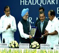 CBI headquarters where P Chidambaram arrested was inaugurated by Manmohan Singh