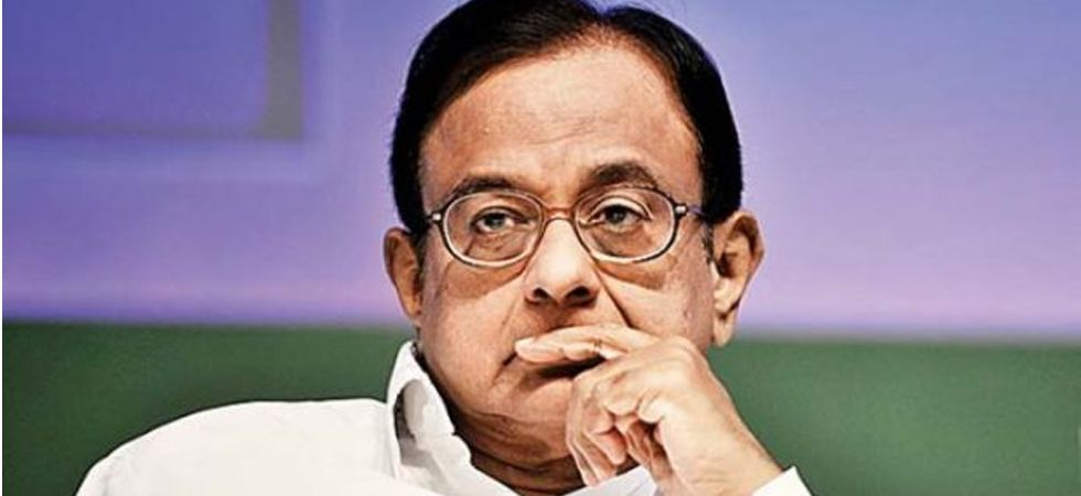 Former finance P Chidambaram was arrested by the CBI from his residence in the INX Media case. (Screengrab)