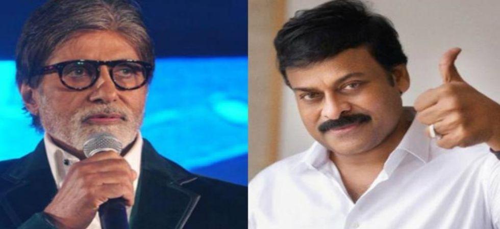 Amitabh Bachchan is my real life mentor: Chiranjeevi