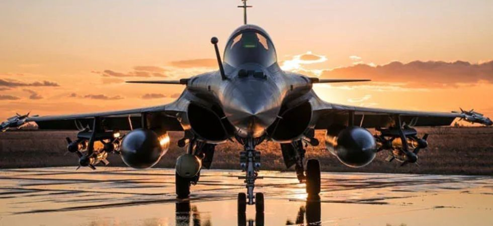 The Rafale aircraft, will come equipped with Meteor missile, SCALP ground attack missiles with a range of up to 300 kms.
