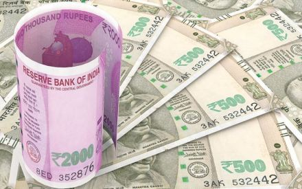 Rupee opens 23 paise higher at 71.48 against US dollar in early trade
