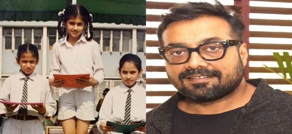 Taapsee Pannu gets trolled by Anurag Kashyap on childhood picture!