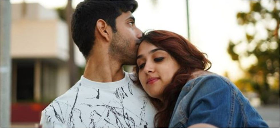 Ira shares romantic picture with Mishaal Kirpalani.