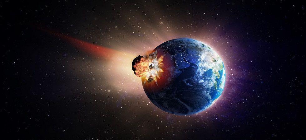 Asteroid 2019 OU1 (File Photo)