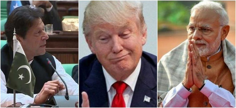 """US President Donald Trump is """"ready to assist"""" India and Pakistan over the Kashmir issue if both sides ask for it (Photo File)"""