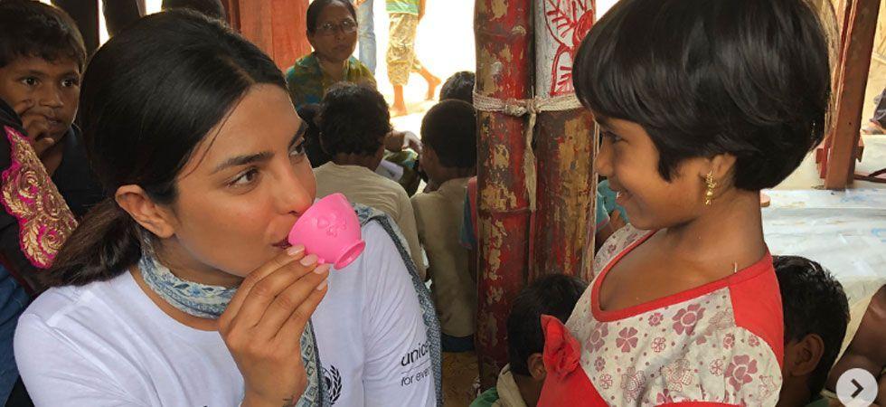 UN supports Priyanka Chopra over Pakistan row