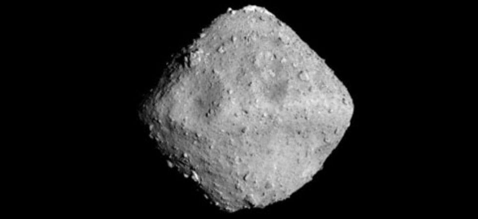 Asteroid Ryugu (Photo Credit: Twitter)