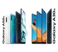 Samsung Galaxy A50s, Galaxy A30s announced in India: Specifications here
