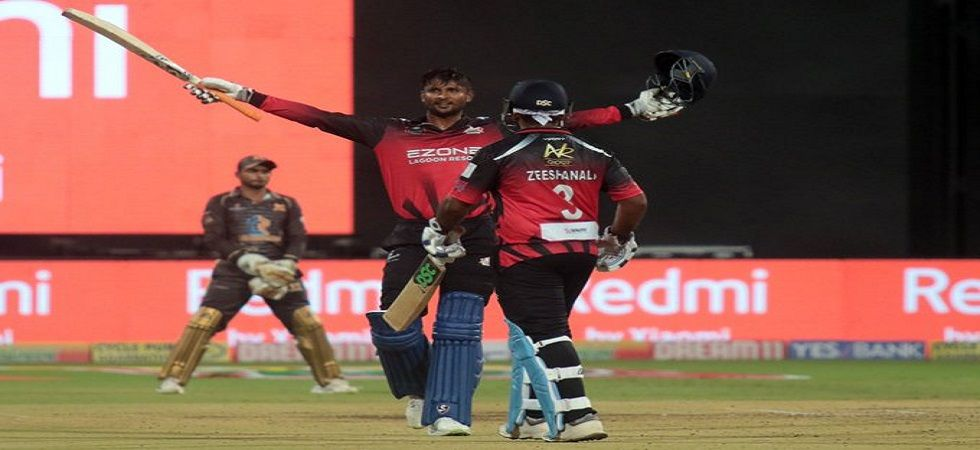 Krishnappa Gowtham slammed 134* and took 8/15 as he produced one of the best all-round performances in the history of Twenty20s. (Image credit: Twitter)