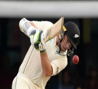 Tom Latham century revives New Zealand after Dhananjaya de Silva ton boosts Sri Lanka